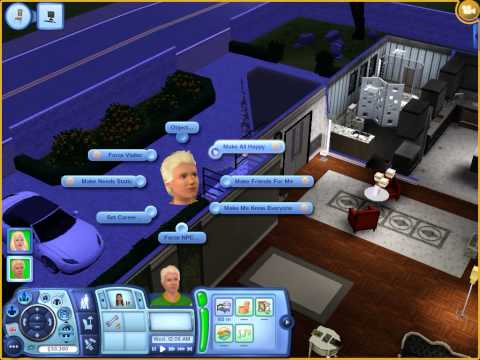 Sims 3 Cheats Mac ( Make All Happy Ect)