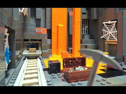 LEGO Minecraft Abandoned Mineshaft