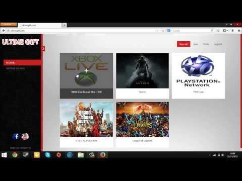 [TUTO] ★ Xbox Live Gratuit | Xbox ONE & 360  | Novembre 2013 ★