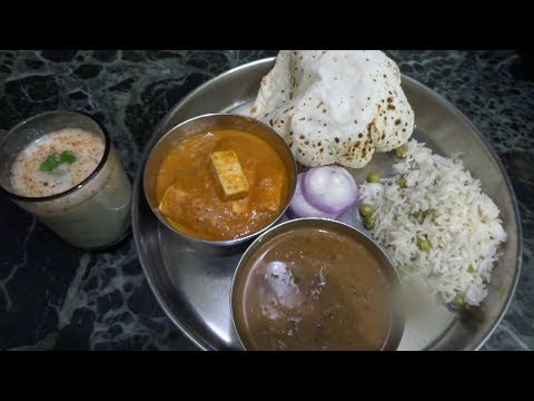 Special dinner THALI,special dinner routine.indian mom dinner routine 2018.