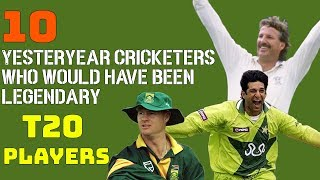 10 Yesteryear cricketers who would have been legendary T20 Players | Simbly Chumma