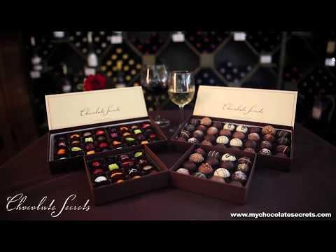 Bonbons & Truffles at Chocolate Secrets
