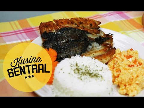 EASY Daing na bangus recipe | NEW FILIPINO COOKING CHANNEL | Kusina Sentral