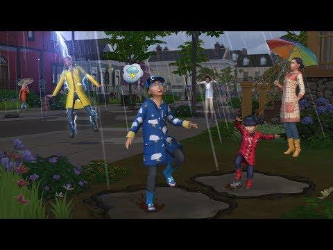 EA Announces The Sims 4 Seasons