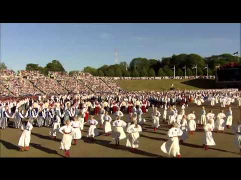 Xxx Mp4 Estonian Dance Celebration XXVI Laulu Ja XIX Tantsupidu 04 07 2014 3gp Sex