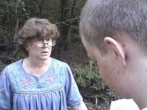 A Good Man is Hard to Find (Trailer)- Flannery O'Connor [student project]