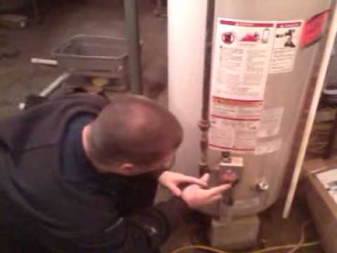 How To Adjust Your Gas Water Heater Temperature