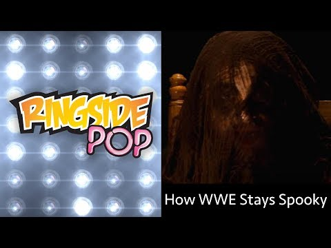 How WWE Stays Spooky | AfterBuzz TV's Ringside Pop with Dale Rutledge Episode 14