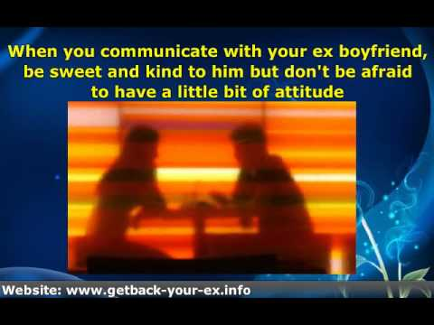 ★ Way to Get Ex Back when He has Moved On -► Helpful advice
