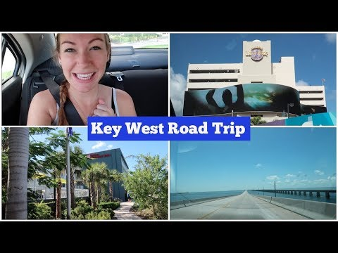 Key West Road Trip!!! Day 2 - Driving down to the Keys  l  Disney CRP  l  aclaireytale