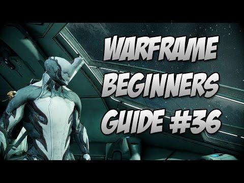 Warframe : Beginner Guide Episode 36 Extractors?