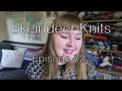 Skeindeer Knits Ep. 72: Knitting in Ródos