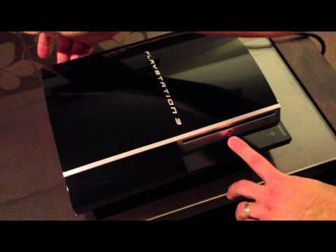 Step by Step Sony PS3 self clean tutorial