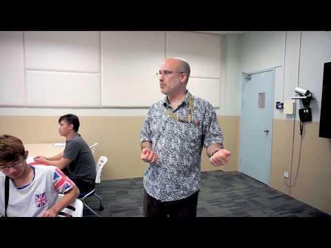 Intensive English Programme at Curtin Malaysia