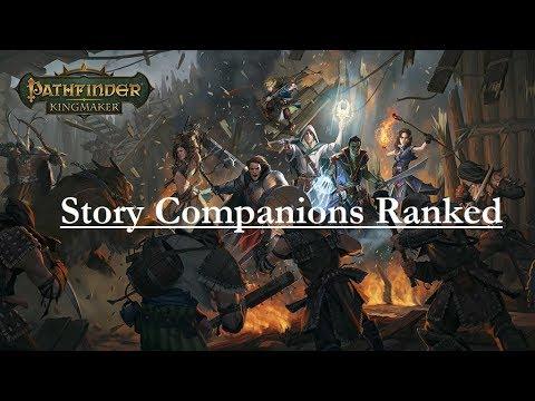 Pathfinder: Kingmaker--Story Companions Ranked - PakVim net HD