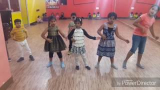 LOVE YOU ZINDAGI | KIDS DANCE STEPS | DEAR ZINDAGI | D-VILLA DANCE INSTITUTE