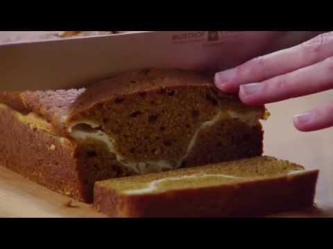 Two-Layer Pumpkin Bread