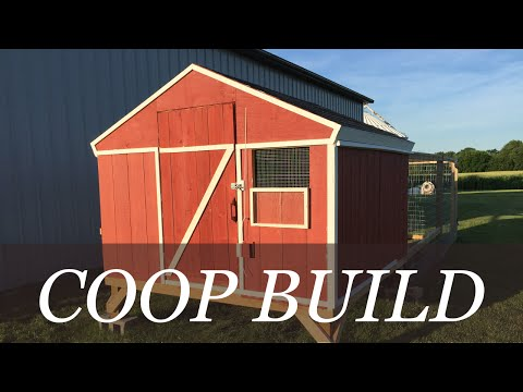 How to Build an EPIC Chicken Coop!