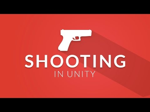 Shooting with Raycasts - Unity Tutorial