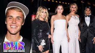 Justin Bieber Already DATING New Girl - Fifth Harmony LAUGHS at Camila Cabello?! (DHR)