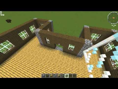 How To Build A Minecraft House Easy Medium