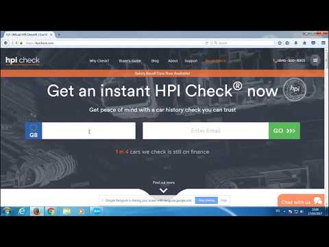 HPI Check review