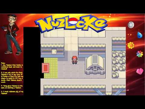 Pokemon Fire Red Nuzlocke Challenge! Day 4! Anymore, Soul badge or Marsh badge first? - 4 / 15