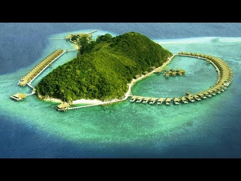 Huma Island Resort and Spa, Busuanga, Luzon, Philippines, 5 stars hotel