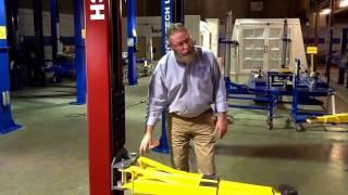 Launch Tech USA TLT240SC Popular 2 Post Car lift