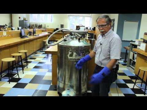 Liquid Nitrogen Safety