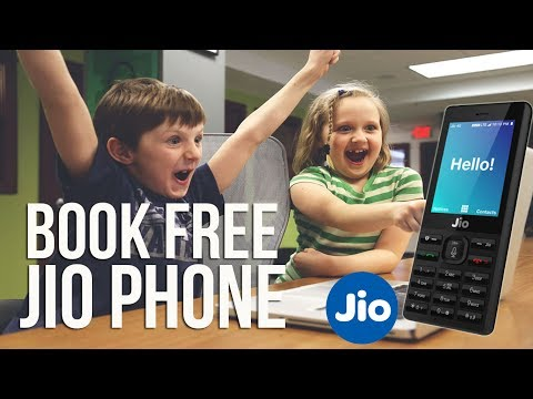 How to Book Jio Phone For Free   Register Now