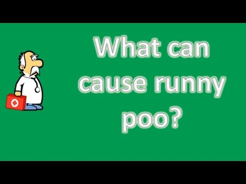 What can cause runny poo ?   Best Health Channel