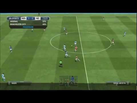 Fifa 13 Demo Arsenal Commentary/Review