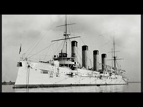 Броненосный крейсер 'Баян'/ Armoured cruiser