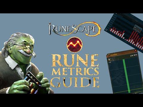 Runescape Runemetrics Guide - Analytics Update