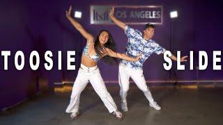 Drake - Toosie Slide Dance Choreography ft Kenneth, Ranz & Niana, AC, Nicole, Gabe Tati & more