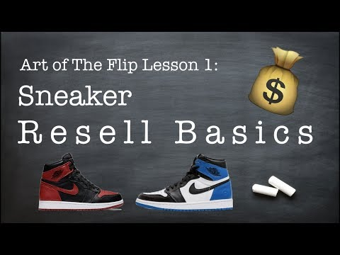 How To Resell Sneakers