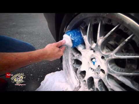 Chemical Guys Sticky Gel Citrus Wheel & Rim Cleaner - BBS Wheels Detailing Car Care BMW E39