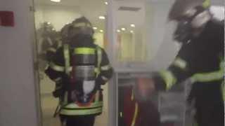 Lipdub pompiers Lyon croix-rousse