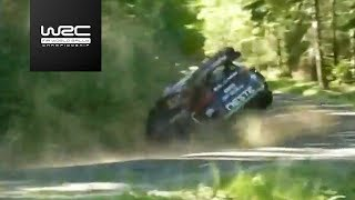 WRC - Neste Rally Finland 2017: Highlights Stage 25