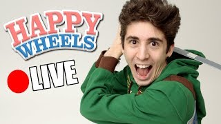 Happy Wheels in LIVE