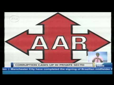 Private Sector puts guildlines against corruption in various industries