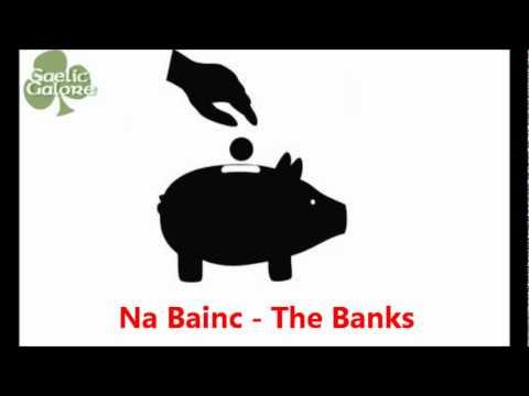 Learn Irish - Gaelic Galore Lesson Simple Words