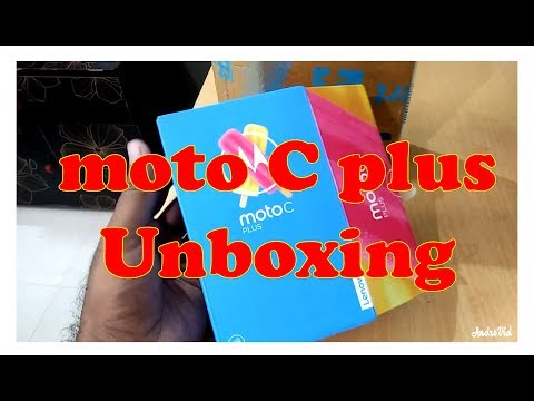 moto C plus Unboxing || Review in HINDI ||