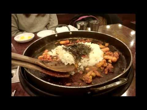 Dak Galbi in Seoul!   My Favorite Restaurant Vol. 1 - Yoogane
