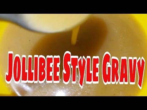 how to make easy Jollibee Style Gravy | MediCusina Lutong OFW