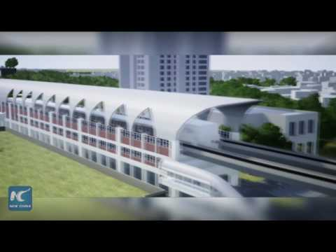 Bangladesh signs deals with Chinese, Thai firms on metro rail project