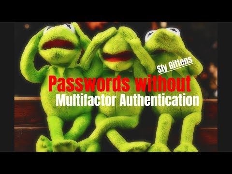Why is Multi-Factor Authentication (MFA) is Important? | RSA SecurID Access Technical Overview