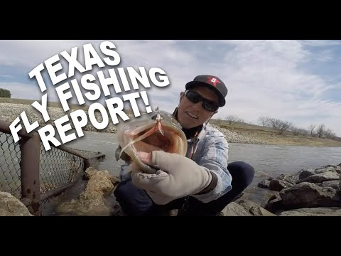 Texas Fly Fishing Report 030918