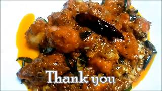 Chicken 65 │ Semi gravy - Taj Kitchen